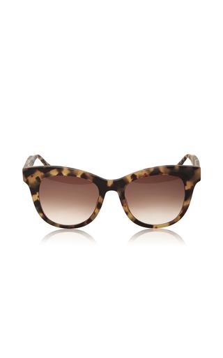 Medium thierry lasry brown jelly sunglasses