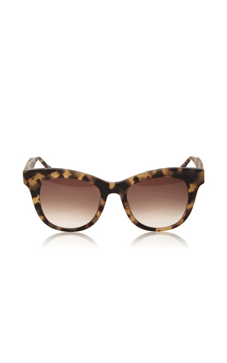 Medium thierry lasry brown jelly sunglasses