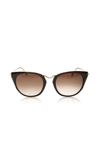 Medium thierry lasry black hinky sunglasses