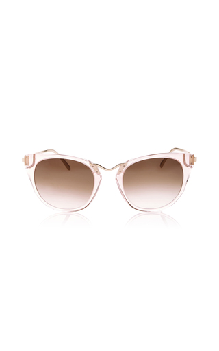 Medium thierry lasry light pink pink hinky sunglasses
