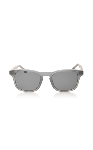 Medium thierry lasry dark grey bully sunglasses