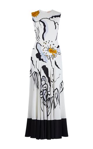 Medium roksanda ilincic multi sleeveless camillo dress