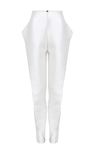 Medium maticevski white esteem pant