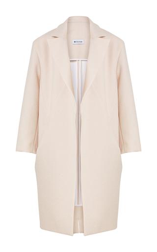 Medium maticevski pink intended overcoat