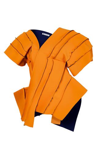 Medium maticevski orange fearlessness top