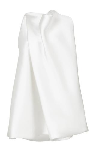 Medium maticevski white establishment swing dress