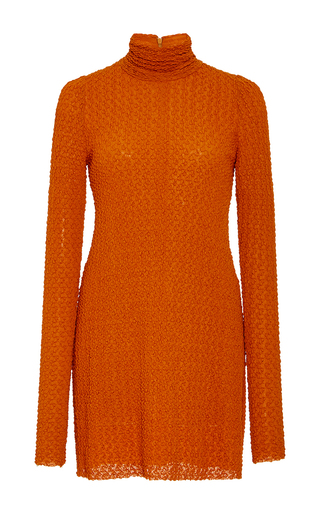 Medium kitx orange multiply polo turtleneck