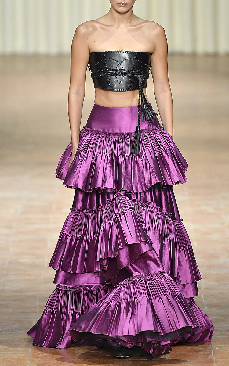 Hermosa Alberta Ferretti Wedding Dress Galería - Colección del ...