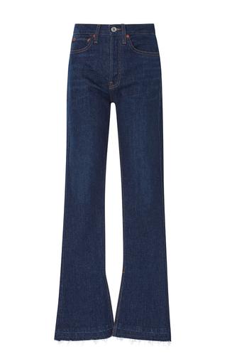 Medium re done medium wash elsa comfort stretch jeans