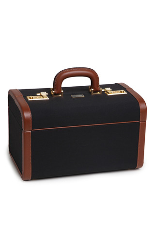 Medium t anthony black beauty case