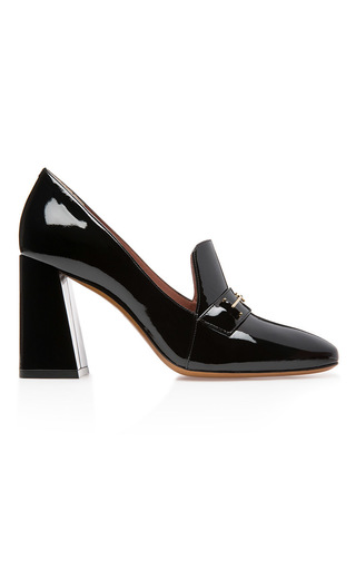 Medium bally black lisina pump
