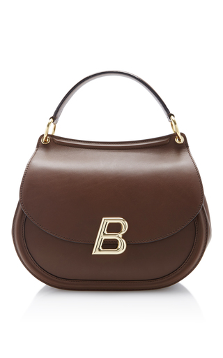 Medium bally brown ballyum large shoulder bag 3