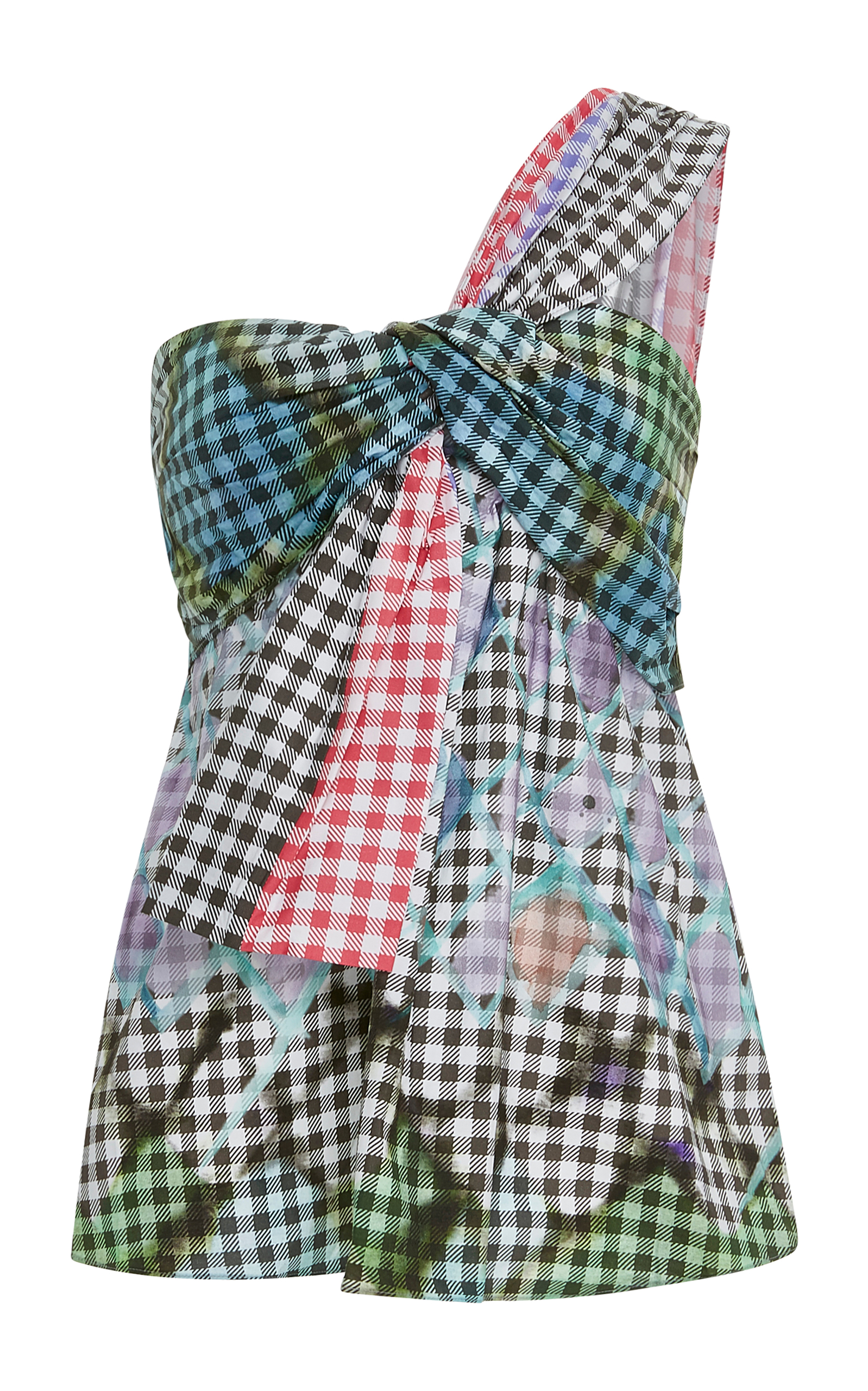 Exclusive For Sale Peter Pilotto checked top For Sale For Sale UD3isC
