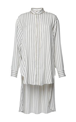 Medium etro stripe rose shirt
