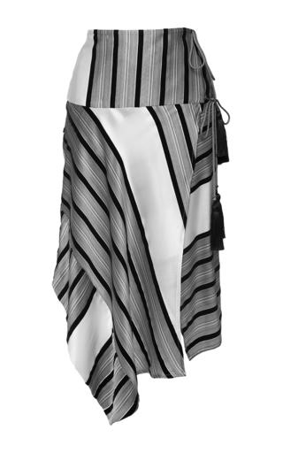 Medium etro stripe argan skirt 2