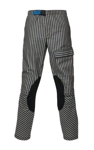 Medium etro stripe anise trouser 2