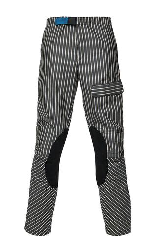 Medium etro stripe anise trouser 2