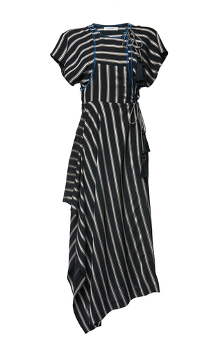 Medium etro stripe pepper dress