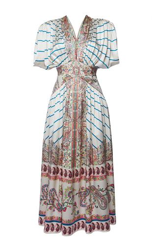 Medium etro print jasmin dress 2