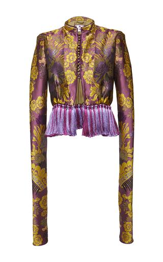Medium etro multi rose jacket