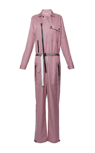 Medium etro stripe saffron jumpsuit 2
