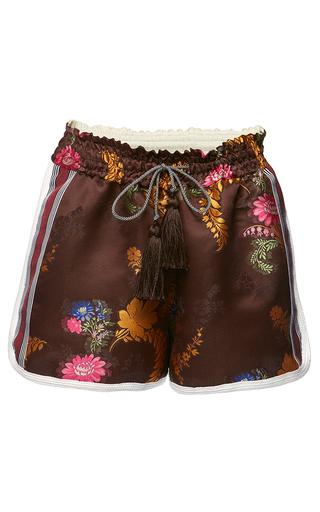Medium etro multi tangerin shorts
