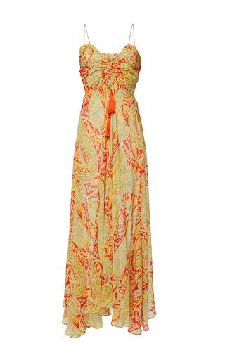 Medium etro print fleur d oranger dress