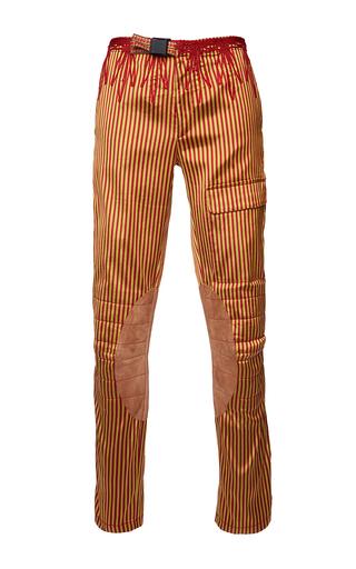 Medium etro stripe anise trouser 4