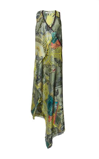 Medium etro print paprika dress 2