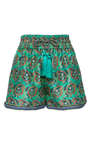 Medium etro multi tangerin shorts 3