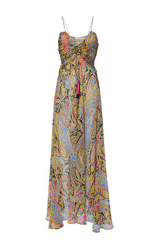 Medium etro print fleur d oranger dress 2