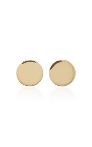 Medium magdalena frackowiak gold small pin earrings