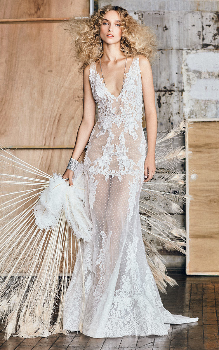 Exclusive bridal gowns vosoi winter 2017 moda operandi ombrellifo Images