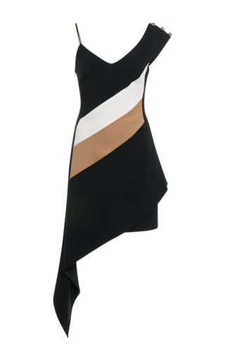 Medium david koma multi asymmetrical paneled mini dress