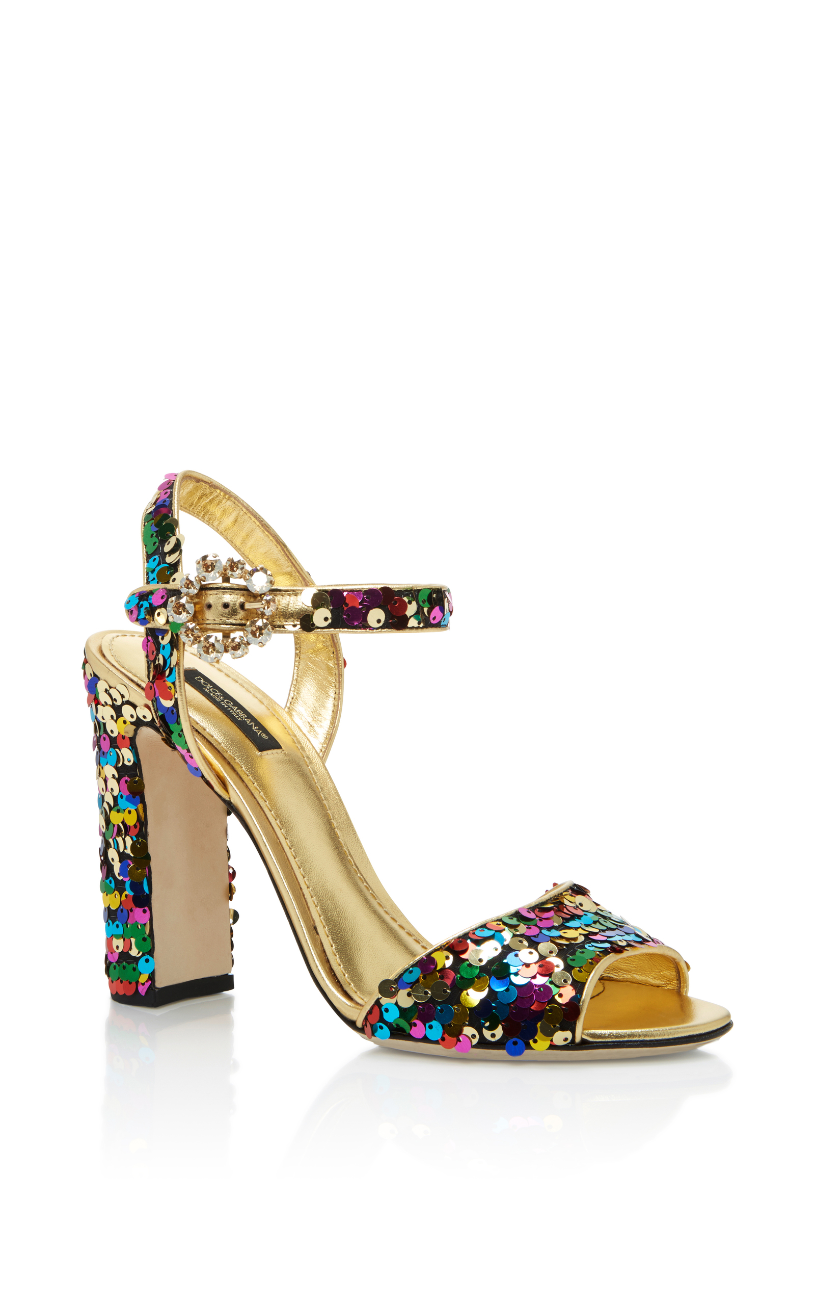 Dolce & Gabbana Sequin slingback pumps nO6ct