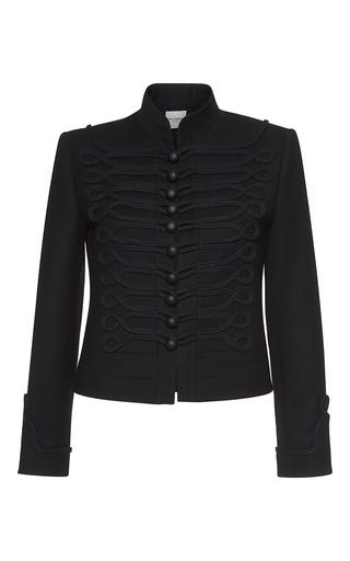 Medium vilshenko black dina military jacket