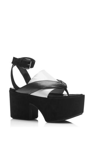 Medium ellery black kasumi platform sandal