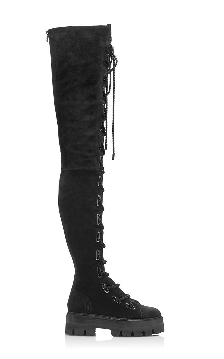 go go thigh high hiker boot by ellery moda operandi