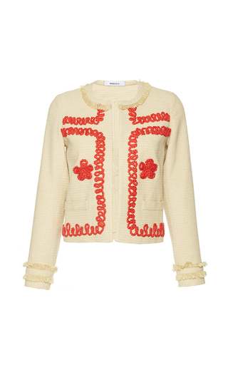 Medium march11 tan matisse embroidered jacket