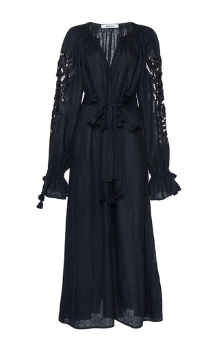 Medium march11 black san juan maxi dress