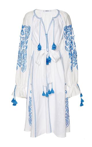 Medium march11 white san juan embroidered midi dress