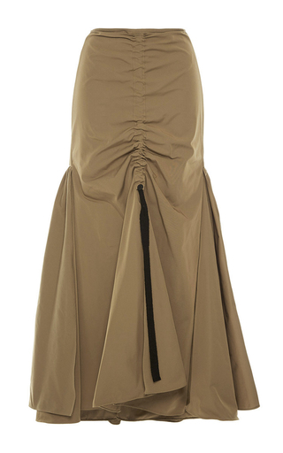 Medium ellery brown dollface full skirt