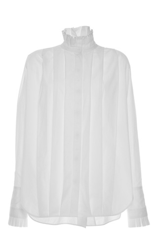 Medium ellery white runaways split back top 2