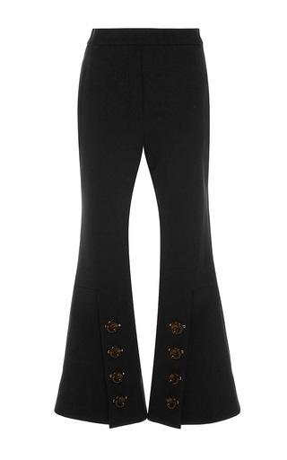 Medium ellery black capulettes flared pants