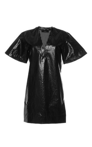Medium ellery black clockwork mini dress