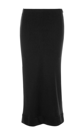Medium ellery black tammy gun skirt