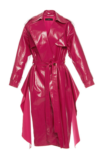 Medium ellery pink switchblade sister trench