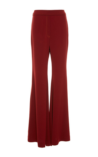 Medium ellery red dagger debs flared pants