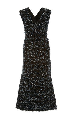 Medium ellery multi foxy brown sequin dress