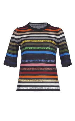Medium sonia rykiel multi rykielissime short sleeve sweater